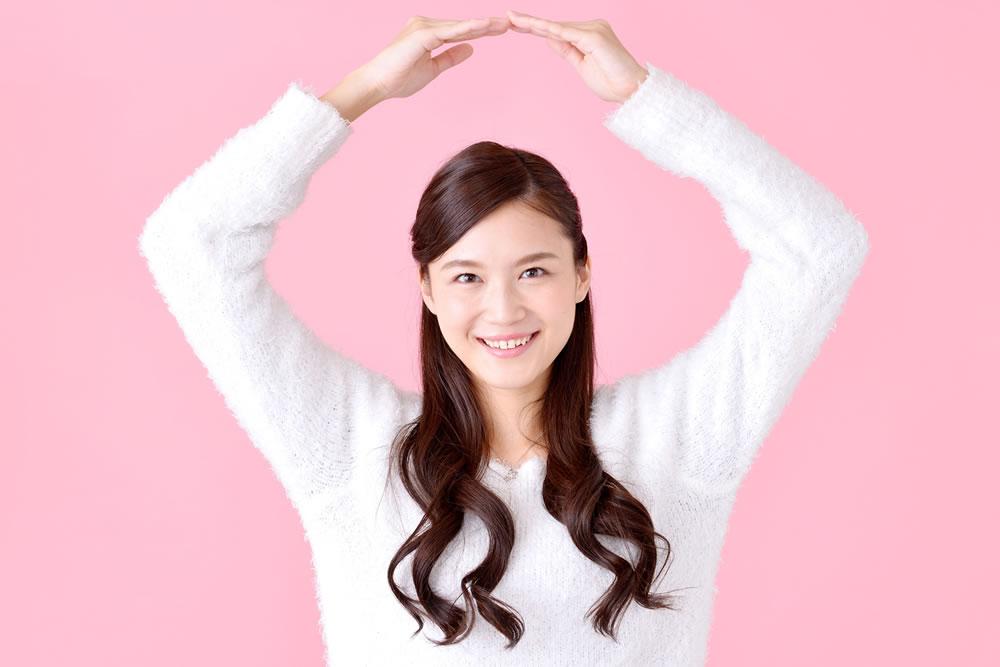 3.笑顔に自信、おもいっきり笑える
