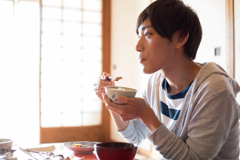 4.食べ物の制限なし!食事を存分に楽しめる